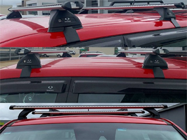 musso roof racks