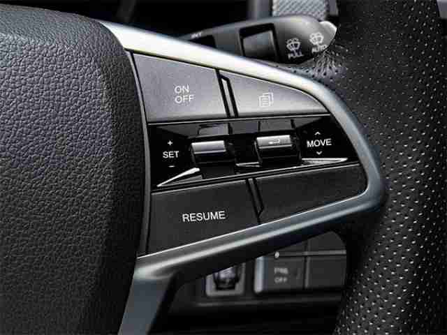 ssangyong musso cruise control