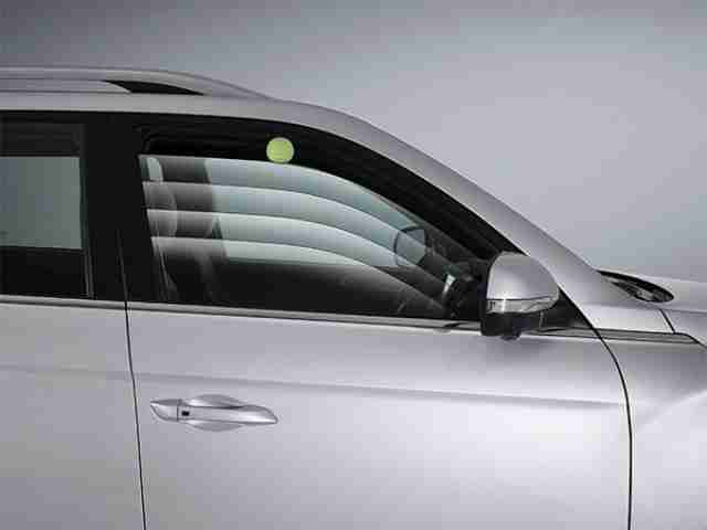ssangyong musso power windows