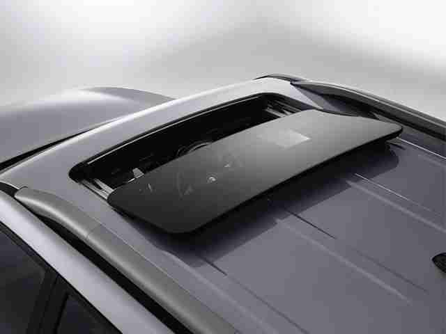 ssangyong musso sunroof