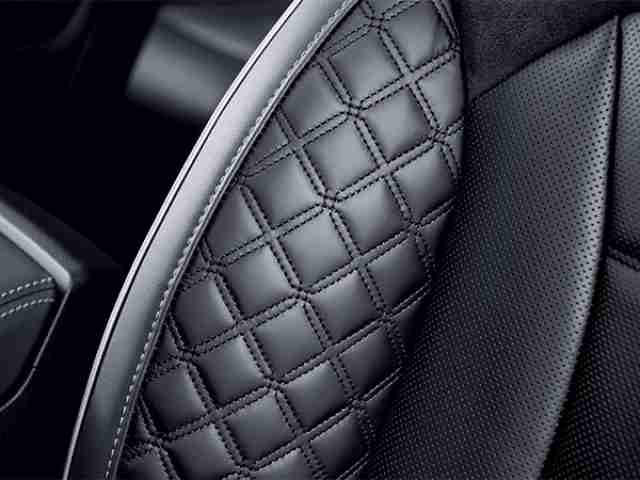 ssangyong rexton leather seats