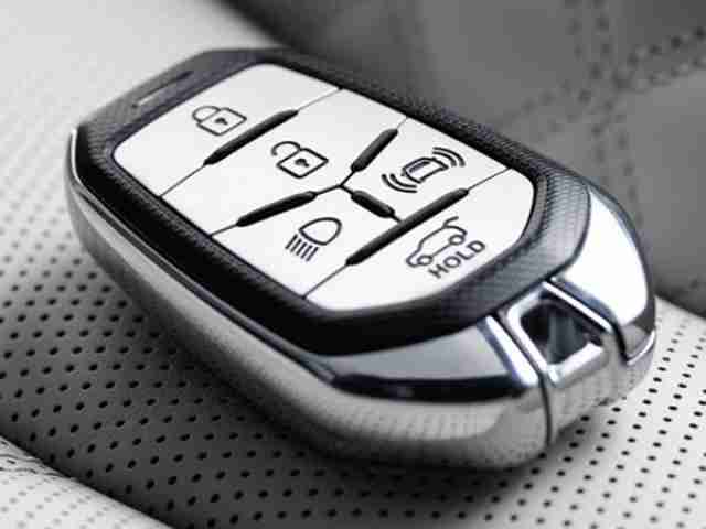 ssangyong rexton smart key